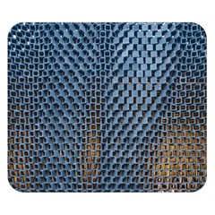 Parametric Wall Pattern Double Sided Flano Blanket (small)