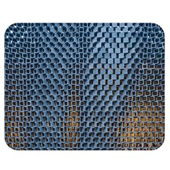 Parametric Wall Pattern Double Sided Flano Blanket (medium)