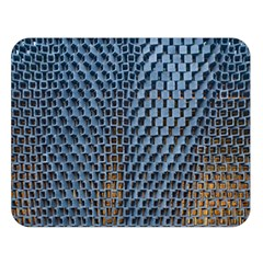 Parametric Wall Pattern Double Sided Flano Blanket (large)