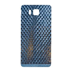 Parametric Wall Pattern Samsung Galaxy Alpha Hardshell Back Case
