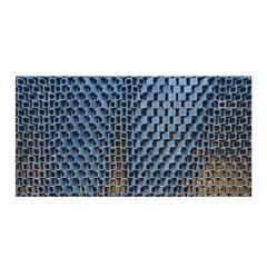 Parametric Wall Pattern Satin Wrap