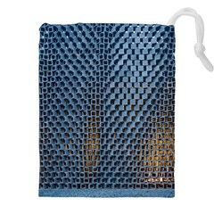 Parametric Wall Pattern Drawstring Pouches (xxl)