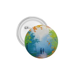 Park Nature Painting 1.75  Buttons