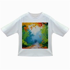 Park Nature Painting Infant/Toddler T-Shirts