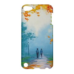 Park Nature Painting Apple Ipod Touch 5 Hardshell Case