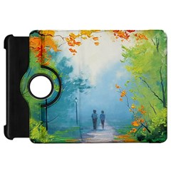 Park Nature Painting Kindle Fire HD 7