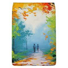 Park Nature Painting Flap Covers (l)