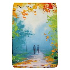 Park Nature Painting Flap Covers (s)
