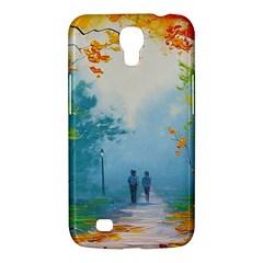 Park Nature Painting Samsung Galaxy Mega 6 3  I9200 Hardshell Case