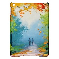 Park Nature Painting Ipad Air Hardshell Cases