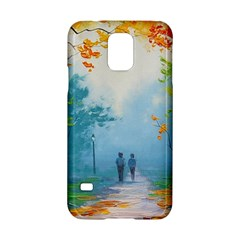 Park Nature Painting Samsung Galaxy S5 Hardshell Case