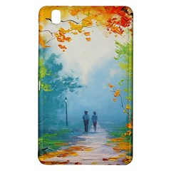 Park Nature Painting Samsung Galaxy Tab Pro 8 4 Hardshell Case