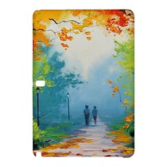 Park Nature Painting Samsung Galaxy Tab Pro 12 2 Hardshell Case