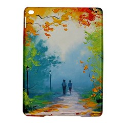 Park Nature Painting iPad Air 2 Hardshell Cases