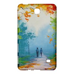 Park Nature Painting Samsung Galaxy Tab 4 (7 ) Hardshell Case