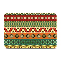 Mexican Folk Art Patterns Plate Mats