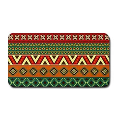Mexican Folk Art Patterns Medium Bar Mats