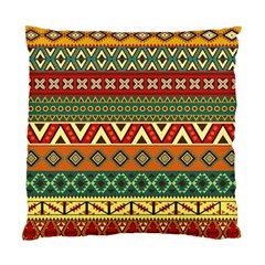 Mexican Folk Art Patterns Standard Cushion Case (one Side)