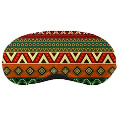 Mexican Folk Art Patterns Sleeping Masks