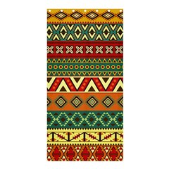 Mexican Folk Art Patterns Shower Curtain 36  X 72  (stall)