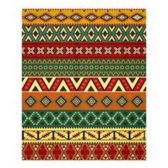 Mexican Folk Art Patterns Shower Curtain 60  X 72  (medium)