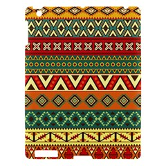 Mexican Folk Art Patterns Apple Ipad 3/4 Hardshell Case