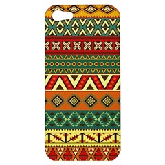 Mexican Folk Art Patterns Apple Iphone 5 Hardshell Case