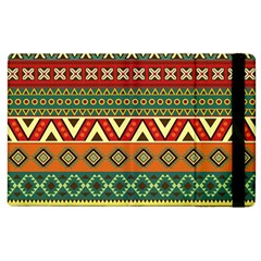 Mexican Folk Art Patterns Apple Ipad 2 Flip Case