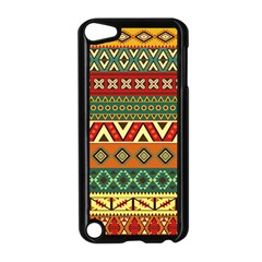 Mexican Folk Art Patterns Apple Ipod Touch 5 Case (black)