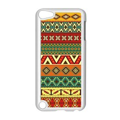Mexican Folk Art Patterns Apple Ipod Touch 5 Case (white)