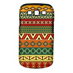 Mexican Folk Art Patterns Samsung Galaxy S Iii Classic Hardshell Case (pc+silicone)
