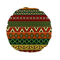 Mexican Folk Art Patterns Standard 15  Premium Round Cushions