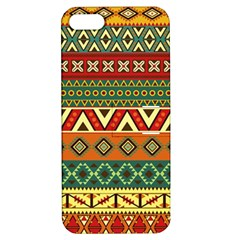 Mexican Folk Art Patterns Apple iPhone 5 Hardshell Case with Stand