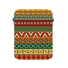 Mexican Folk Art Patterns Apple Ipad 2/3/4 Protective Soft Cases