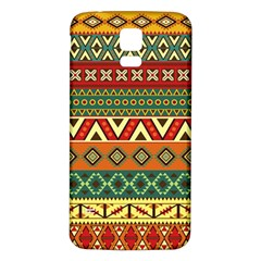 Mexican Folk Art Patterns Samsung Galaxy S5 Back Case (white)
