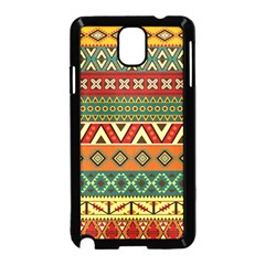 Mexican Folk Art Patterns Samsung Galaxy Note 3 Neo Hardshell Case (black)