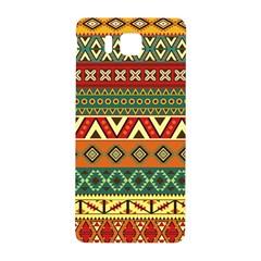 Mexican Folk Art Patterns Samsung Galaxy Alpha Hardshell Back Case