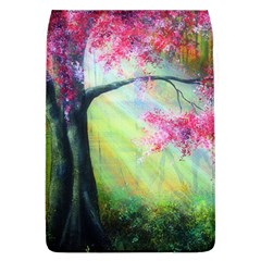 Forests Stunning Glimmer Paintings Sunlight Blooms Plants Love Seasons Traditional Art Flowers Sunsh Flap Covers (l)