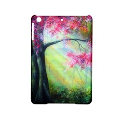 Forests Stunning Glimmer Paintings Sunlight Blooms Plants Love Seasons Traditional Art Flowers Sunsh Ipad Mini 2 Hardshell Cases