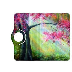 Forests Stunning Glimmer Paintings Sunlight Blooms Plants Love Seasons Traditional Art Flowers Sunsh Kindle Fire Hdx 8 9  Flip 360 Case
