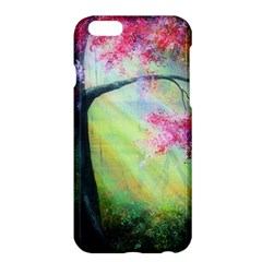 Forests Stunning Glimmer Paintings Sunlight Blooms Plants Love Seasons Traditional Art Flowers Sunsh Apple Iphone 6 Plus/6s Plus Hardshell Case