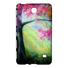 Forests Stunning Glimmer Paintings Sunlight Blooms Plants Love Seasons Traditional Art Flowers Sunsh Samsung Galaxy Tab 4 (8 ) Hardshell Case