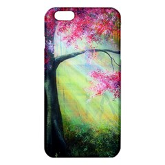 Forests Stunning Glimmer Paintings Sunlight Blooms Plants Love Seasons Traditional Art Flowers Sunsh iPhone 6 Plus/6S Plus TPU Case
