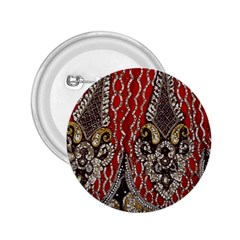 Indian Traditional Art Pattern 2.25  Buttons