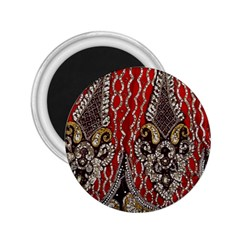 Indian Traditional Art Pattern 2.25  Magnets