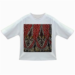 Indian Traditional Art Pattern Infant/toddler T Shirts