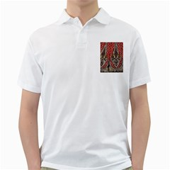 Indian Traditional Art Pattern Golf Shirts