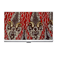 Indian Traditional Art Pattern Business Card Holders