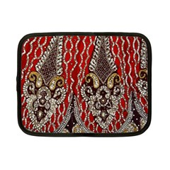 Indian Traditional Art Pattern Netbook Case (Small)