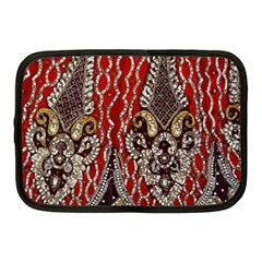 Indian Traditional Art Pattern Netbook Case (medium)